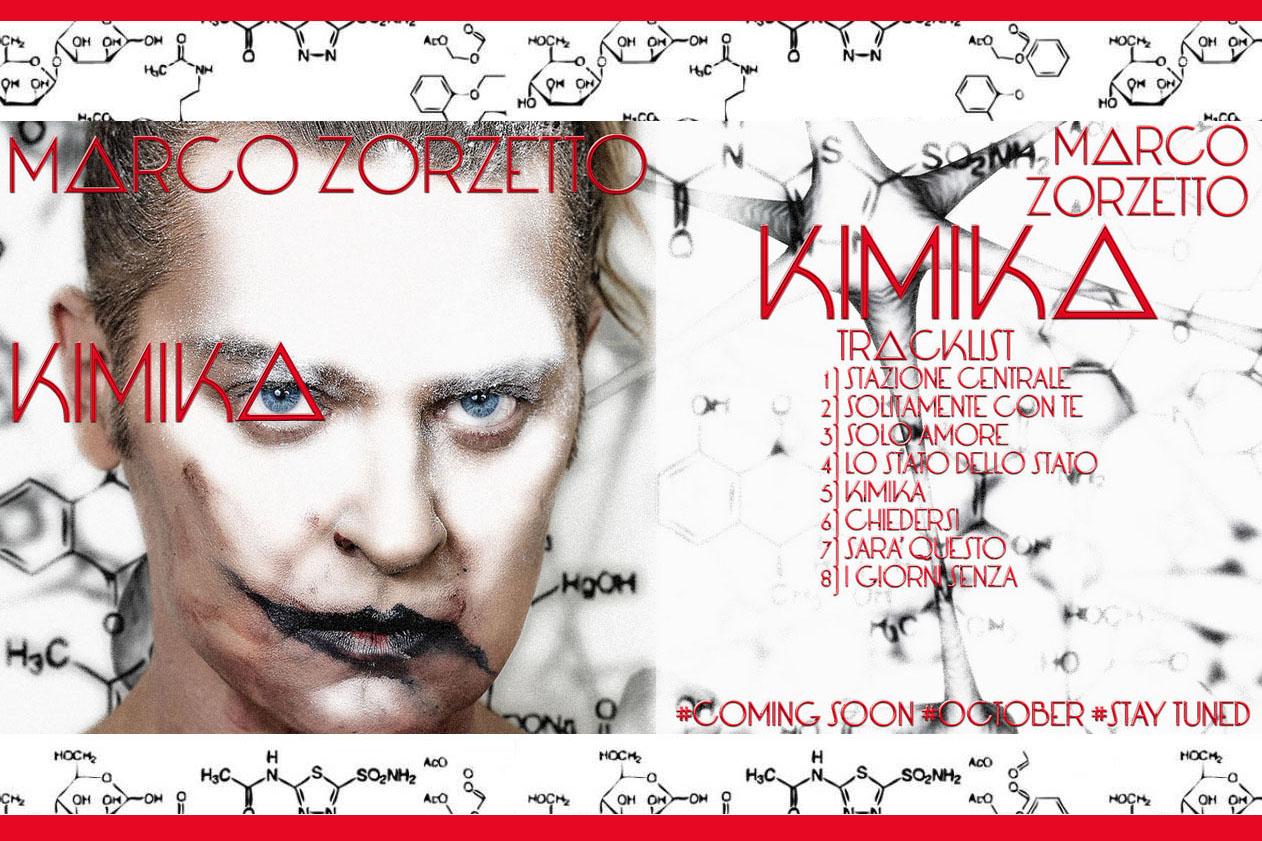 Marco Zorzetto - Album Kimika