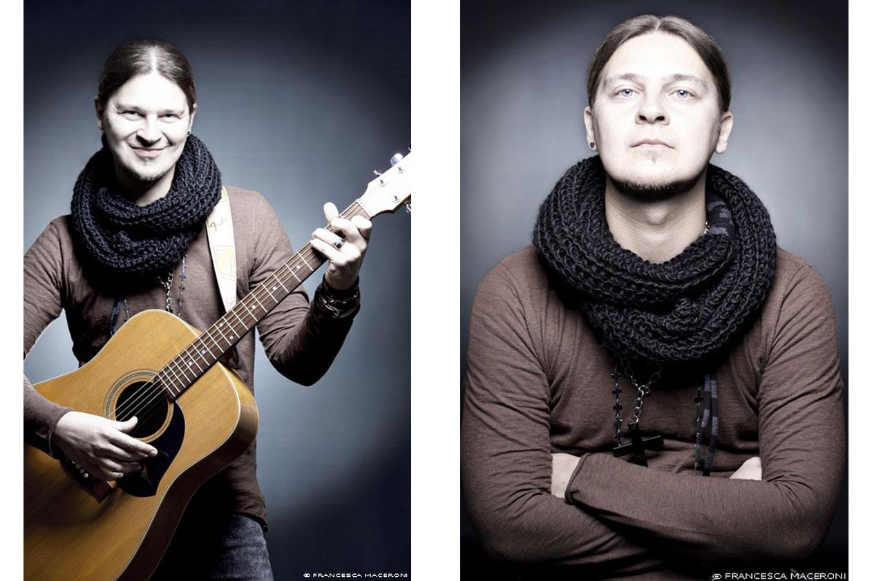 Marco Zorzetto - Cantante e produttore