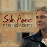 Single Solo amore di Marco Zorzetto